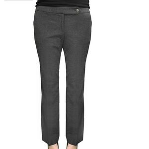 Calvin Klein Classic Fit Black/White Pants Size 8
